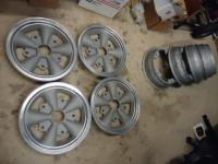 another NOS set of 5 spokes with hardware