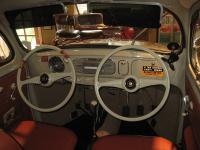 '55 dual control drivers ed. beetle