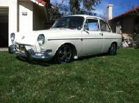 65 notchback sitting on genuine earlies