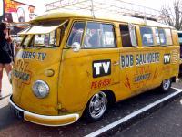 tv bus @ volksworld show 2012