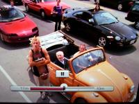 "Orange 1967 convertible in the TV show ""Scrubs"""