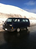 5MT Vanagon Test Trip