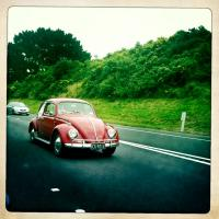 Ruby Red NZ built 66