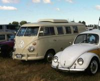 My 1967 Westfalia at last years Bug O Rama Sacramento