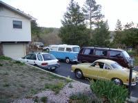 One happy driveway