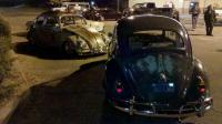 my orig paint 62 l469 anthracite bug. patina and an og paint 63 l478
