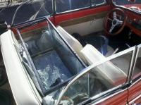 1961 Red Convertible Bug Stolen