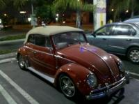 1961 Red Convertible Bug Stolen 4/13/12