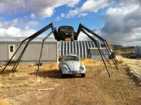 VW spider monster!