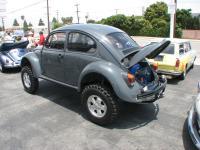 Lifted Bug on Porsche's
