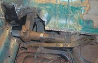 rear crossmember