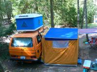 westy side tent