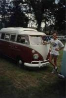 66 westy so42 with Dormobile roof