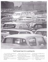 VW Type II ads