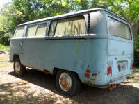 1970 tintop Riviera camper I just picked up