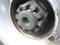 loose rear axle nut