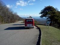On the Blue Ridge Pkwy