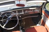 True Red interior 62 ragtop
