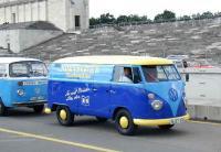 The Nuremberg Newspaper Bus