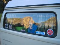 70 Westy Yosemite 2011 Reflection