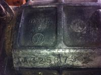 Transaxle serial number