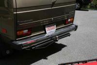 RMW Bumper installation
