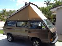 GoWesty Rain Fly Installed
