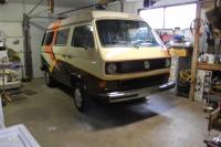 1985 VW Vanagon Wesfalia
