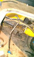 Oil pressure wire