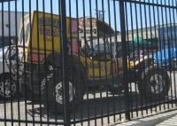 Panel truck buggy