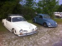 64 Beetle & 66 Ghia