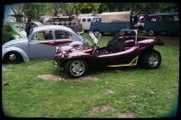 My bug and my pops buggy at OEBC Spring picnic