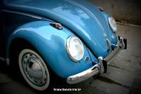 1958 VW Beetle Ragtop