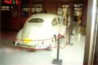 Light Beige 1954 Oval at the II Encuentro Vintage Centro Chia 2003
