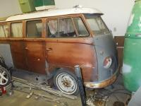 July/56 springframe westy