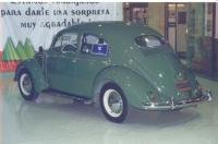 Atlantic Green 1953 Oval at the II Encuentro Vintage Centro Chia 2003