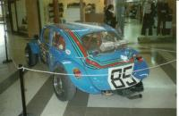 Racing Beetle at the II Encuentro Vintage Centro Chia 2003