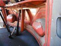 1961 Double Cab - behind the front kick panels