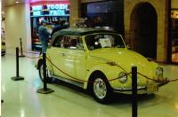 Yukon Yellow 1969 Cabriolet Automatic at the II Encuentro Vintage Centro Chia 2003