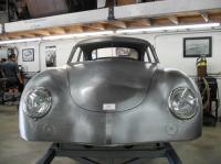 1950 Porsche Coupe Progress......