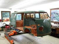 E-Z camper preservation
