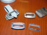 Tilt replacenment aluminum clips