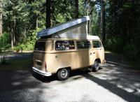 Camping at Raser St park WA