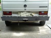 Bumper and hitch