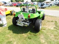 Fresh Green Buggy in Farmington NC show 5-20-12