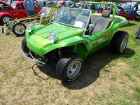 Fresh Green Buggy in Farmington NC show 5-20-12