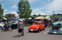 Volkswagens on the Green, 2012