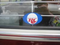 Rob Cress tribute sticker