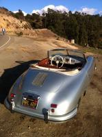 1952 356 Split Window Cabriolet
