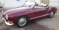 My 1970 Karmann Ghia Vert